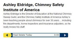 Here's a screen-grab of the website that features a Q&A between Gil Gross and CSIA's Ashley Eldridge.