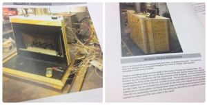 Here are two screengrabs from one of the reports being conducted Intertek on behalf of the Chimney Safety Institute of America.