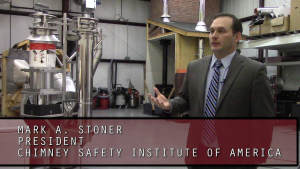 A screen shot from our video involving CSIA President Mark A. Stoner and CSIA's board of directors.